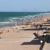 Strand aan Valencia