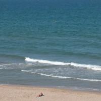 Middellandse Zee bij Valencia