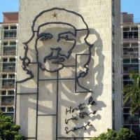 Beeld van Ché Guevara