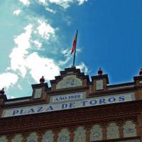 Naambord van de Plaza de Toros de las Ventas