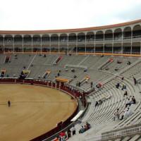 Tribunes van Las Ventas