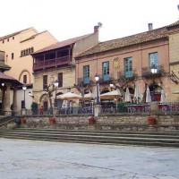 Terrasjes in Poble Espanyol