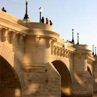 Steunpunten van de Pont Neuf