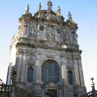 Buiten aan de Igreja dos Clérigos