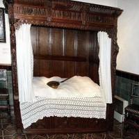 Bed in de Onze-Lieve-Vrouw ter Potterie