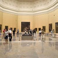 Zaal in het Museo del Prado