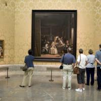 Schilderij in het Museo del Prado