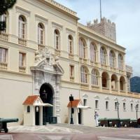 Poort van het Prinselijk Paleis