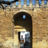 Deel van de Puerta de Almodóvar