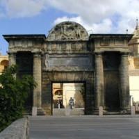 Beeld van de Puerta del Puente