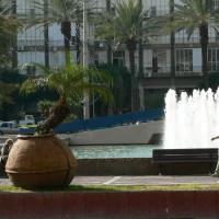 Fontein op Rabin Square