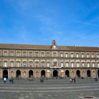 Gevel van het Palazzo Reale