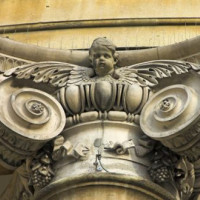Detail op Regent Street