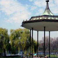 Prieel in Regent's Park