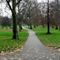 Pad in Regent's Park