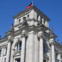 Dak van de Reichstag