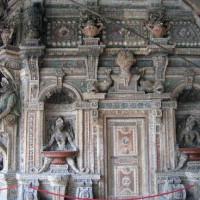 Detail van in het Residenz