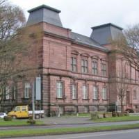 Vooraanzicht Rheinisches Landesmuseum