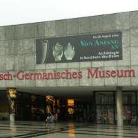 Deuren van het Romeins-Germaans museum