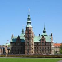 Totaalbeeld van het Rosenborgslot