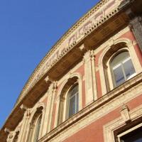 Detail van de Royal Albert Hall
