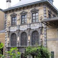 Voorkant van het Rubenshuis
