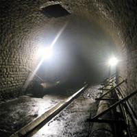 Tunnel in de Antwerpse Ruien