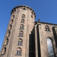 Onder aan de Rundetårn