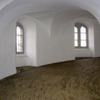 Binnen in de Rundetårn