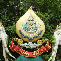 Logo van Safari World