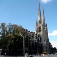 Torens van de Cathédrale Saint-André