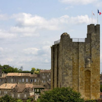 Beeld van Saint-Émilion