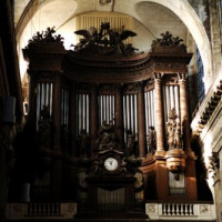 Orgel in Saint-Sulpice