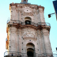 Toren van de Iglesia San Juan Bautista