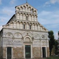 Gevel van de San Paolo a Ripa d'Arno