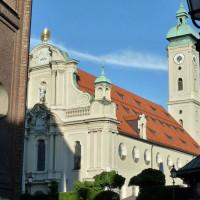 Schip van de Sankt Peter Kirche