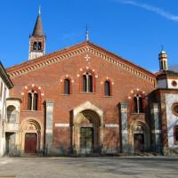 Beeld van in Milaan