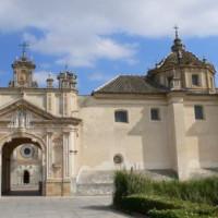 Poort van het Monasterio de Santa Maria de las Cuevas