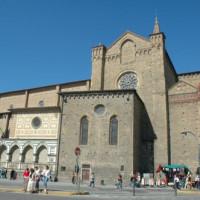 Totaalbeeld van de Santa Maria Novella