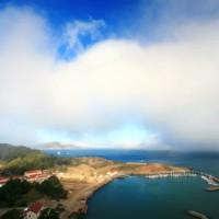 Overzicht van Sausalito