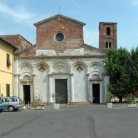 Voorkant van de San Michele degli Scalzi