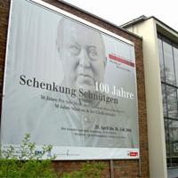 Buiten aan het Schnütgenmuseum