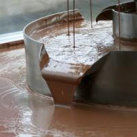 Vloeibare chocolade