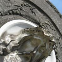 Grafsteen in de Schoonselhof
