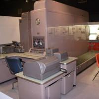 Computerkamer in het Science Museum