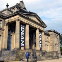 Beeld op de Scottish National Gallery of Modern Art