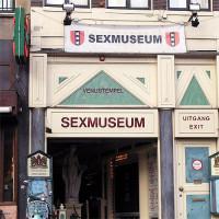 Ingang van het Sexmuseum