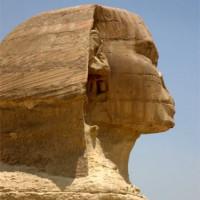 Hoofd van de Sfinx