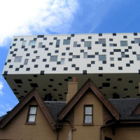 Stuk van het Sharp Centre for Design