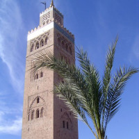 Minaret van Koutoubia